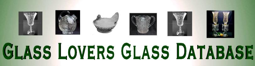 Glass Lovers Glass Database Banner