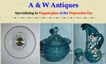 A &amp; W Antiques