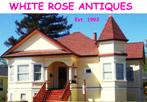 White Rose Antiques website